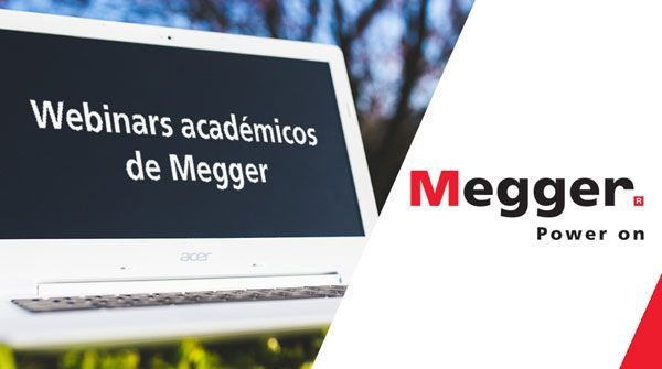 Webinar Megger Análisis de Energía aplicado a Diagnóstico de Motores l  en castellano